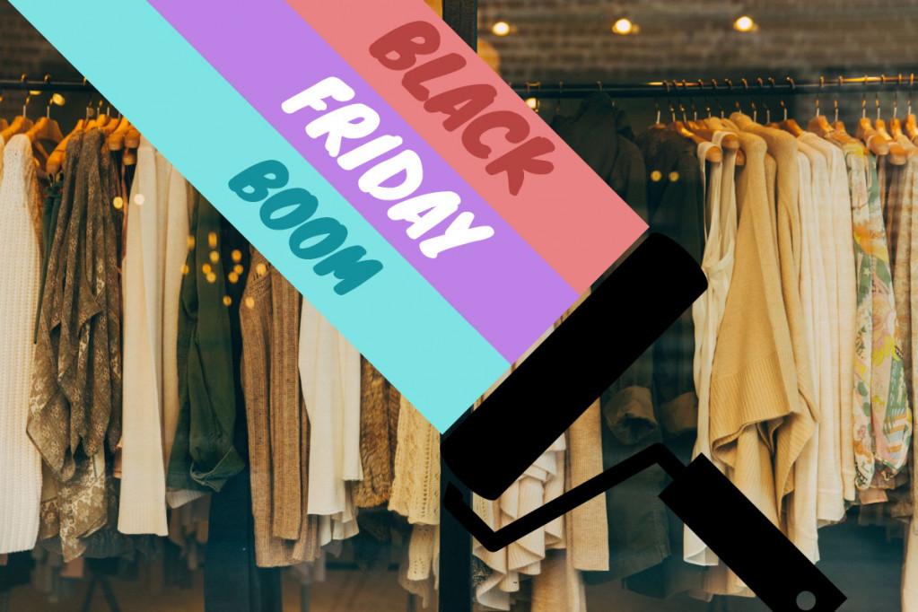 Black Friday Boom hos tøjbutikkerne