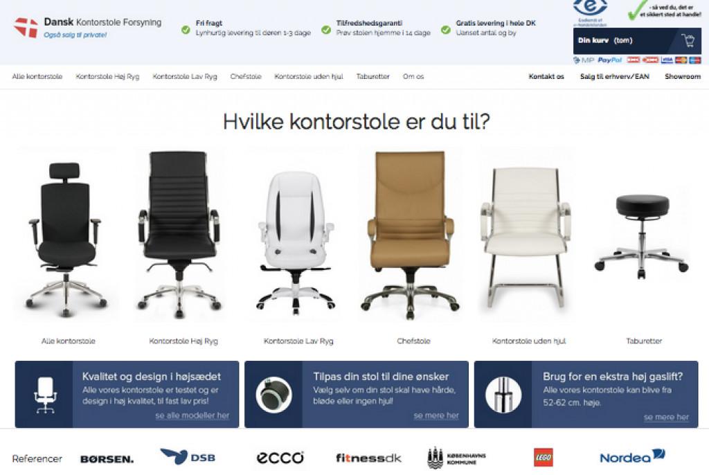 Dankontorstole.dk