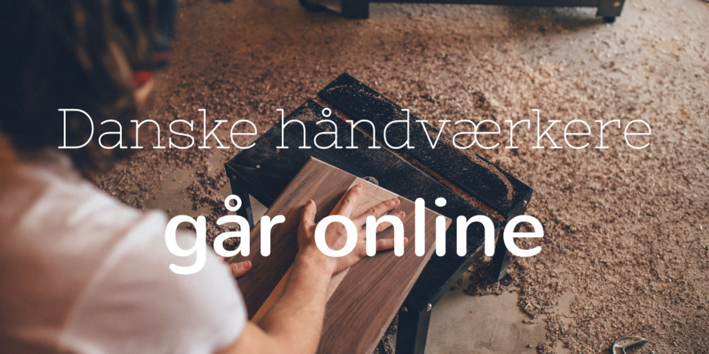 Danske Håndværkere Går Online