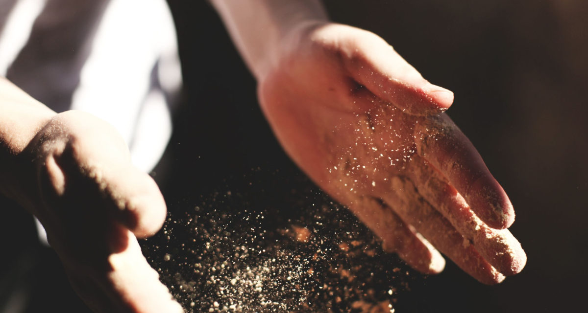 Gør underværker i hjemmet med en håndsliber