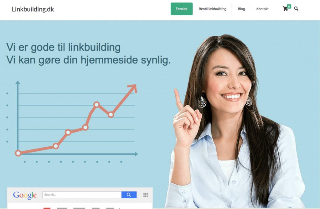 Linkbuilding.dk
