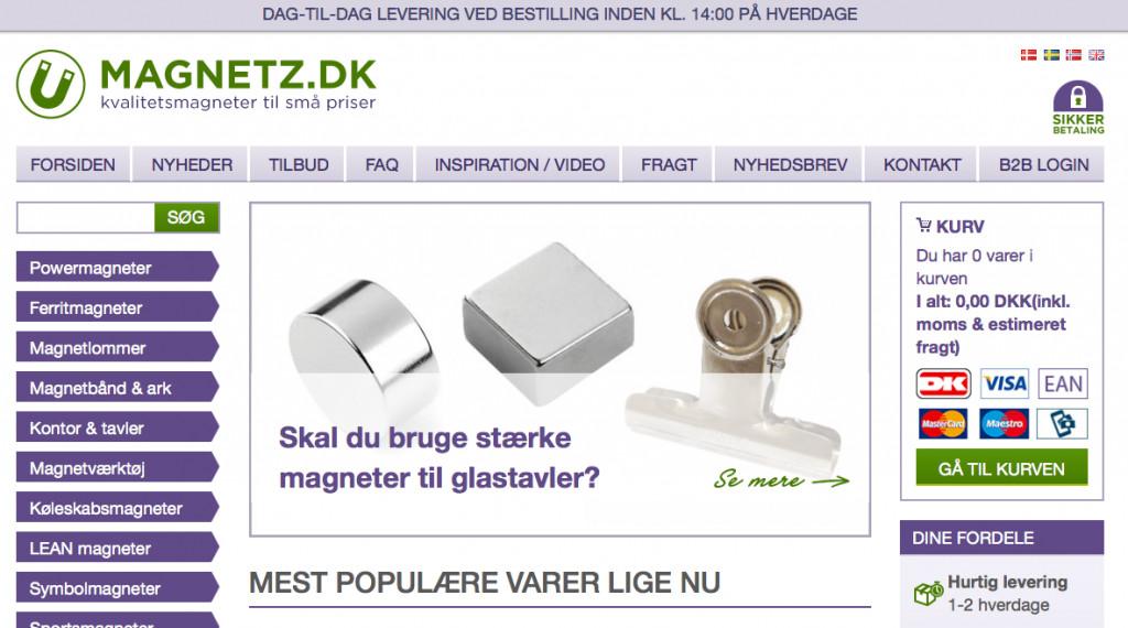Magnetz.dk