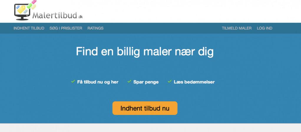 Malertilbud.dk
