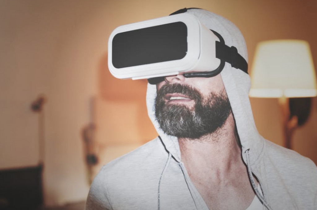 Derfor skal du have VR udstyr derhjemme